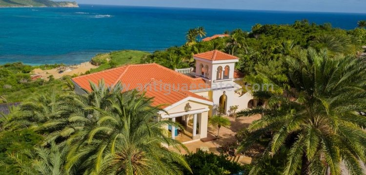 View this Luxury Property for Sale in the St James Club Antigua