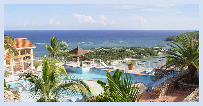 Villa Rentals St James Club Antigua